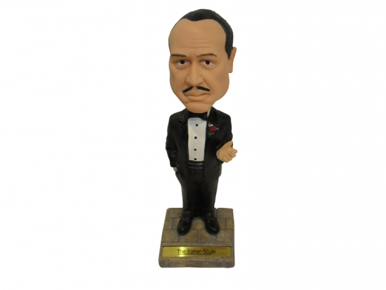 Resin Bobble Head God Father